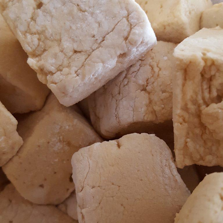 salted caramel marshmallow